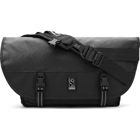 Chrome Citizen Messenger Bag | 26L Black BG-002-ALLB-2R