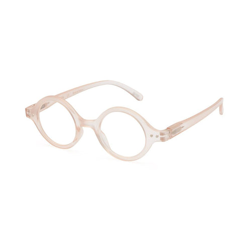 Izipizi Reading Glasses J-Frame | Rose Quartz