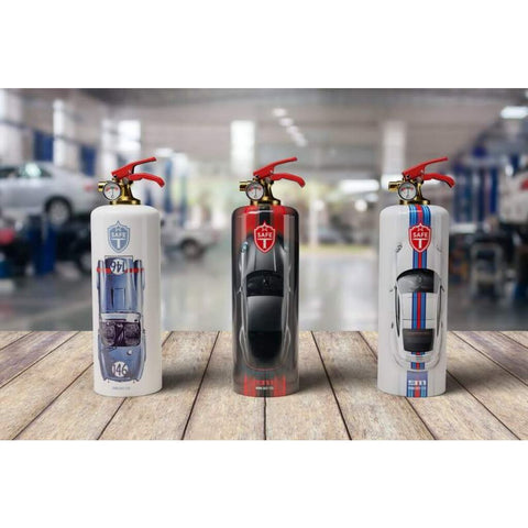 Safe-T Designer Fire Extinguisher | On the Move - Cobra