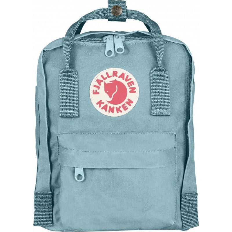 Fjallraven Kanken Mini Backpack Sky Blue | Style 23561