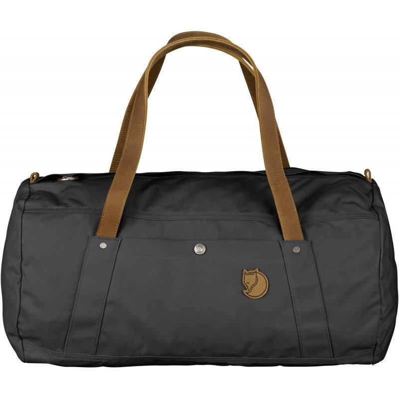 Fjällräven Duffel No. 4 30L Duffel Bag | Dark Grey