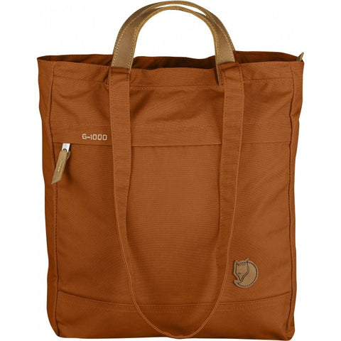 Fjällräven Totepack No. 1 Tote Bag | Autumn Leaf