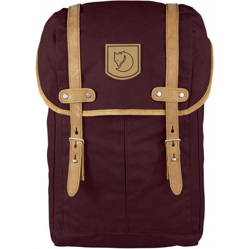 Fjällräven Rucksack No. 21 Small Backpack | Dark Garnet