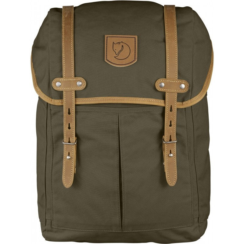 Fjällräven Rucksack No. 21 Medium Backpack | Dark Olive