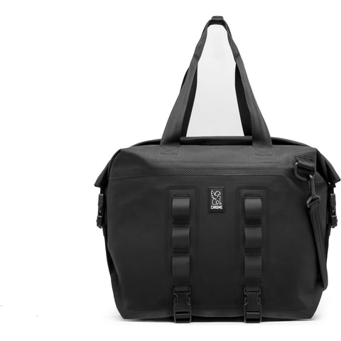 Chrome Urban Ex Rolltop Tote Bag | 40L Black BG-253-BKBK-NA
