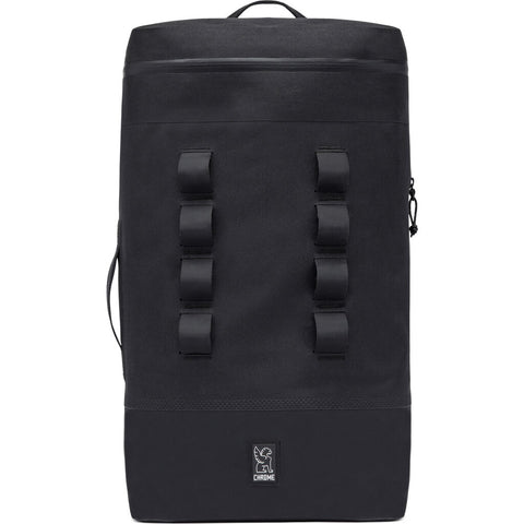 Chrome Urban Ex Gas Can Backpack | 22L Black BG-254-BKBK-NA