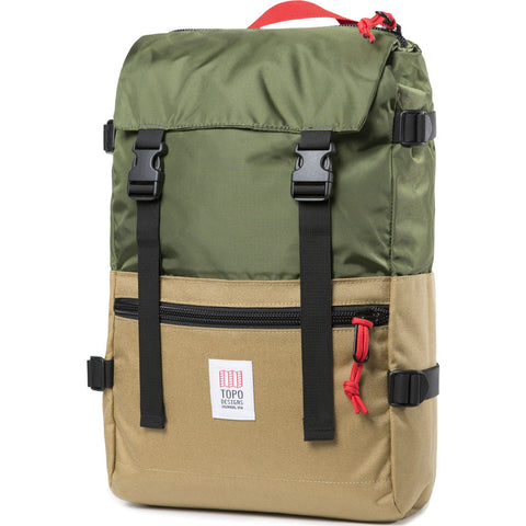 Topo Designs Rover Pack Backpack | Olive/Khaki