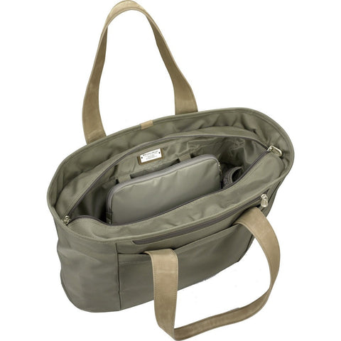 Briggs & Riley Large Shopping Tote | Olive 255