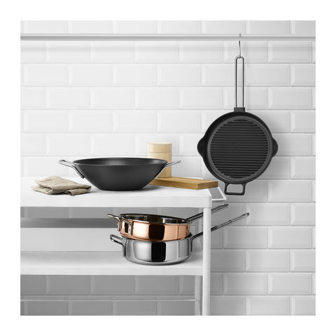 Eva Solo Cast Iron Grill Frying Pan - 216439