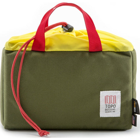 Topo Designs Camera Cube Bag | Olive