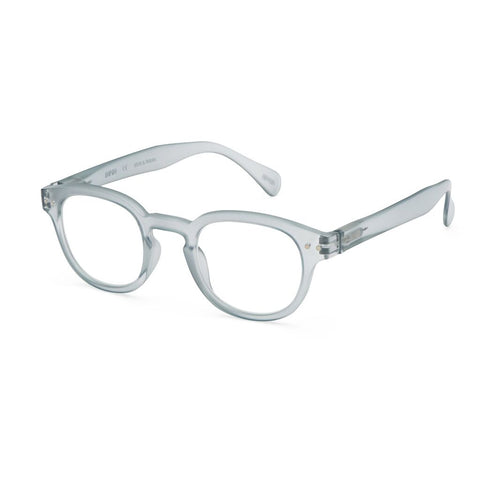 Izipizi Screen Glasses C-Frame | Frosted Blue