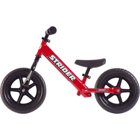 Strider 12 Sport Kid's Balance Bike | Red ST-S4RD