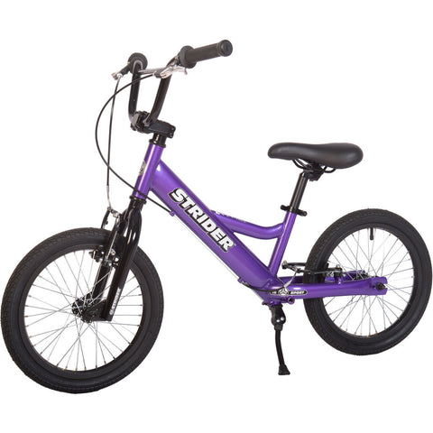 Strider 16 Sport Kid's Balance Bike | Purple SS-S2PU