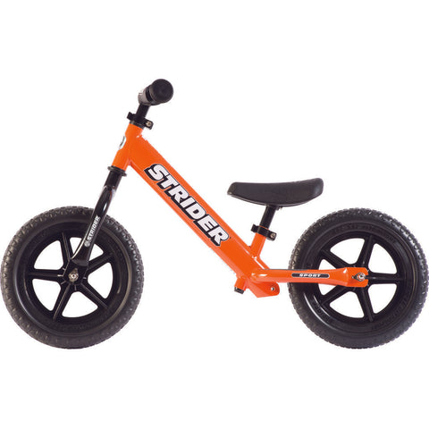Strider 12 Sport Kid's Balance Bike | Orange ST-S4OR