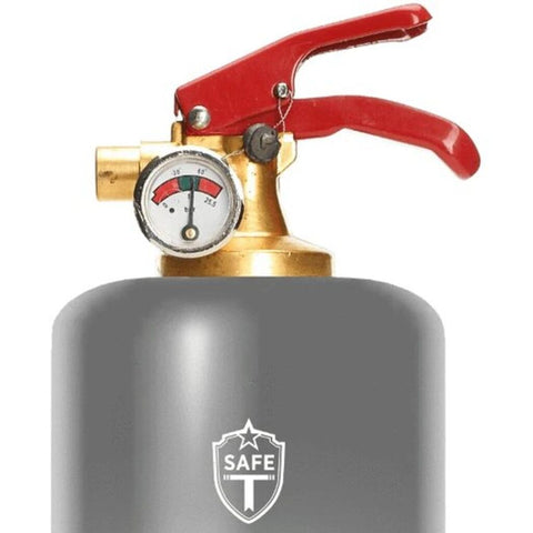 Safe-T Designer Fire Extinguisher | On the Move - Ferrari