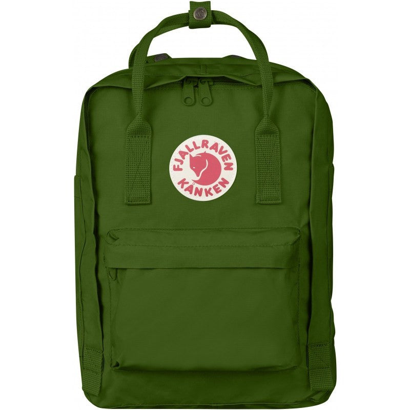 Fjällräven Kånken 13 Laptop Backpack | Leaf Green