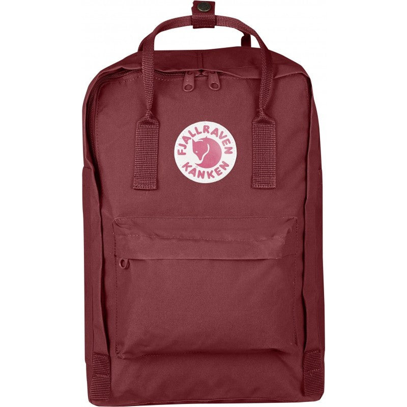 "Fjallraven Kanken Laptop 15"" Backpack Ox Red 