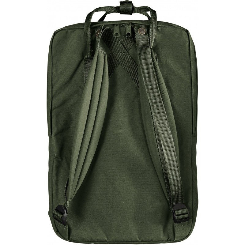 Fjällräven Kånken 17 Backpack | Forest Green 27173-660