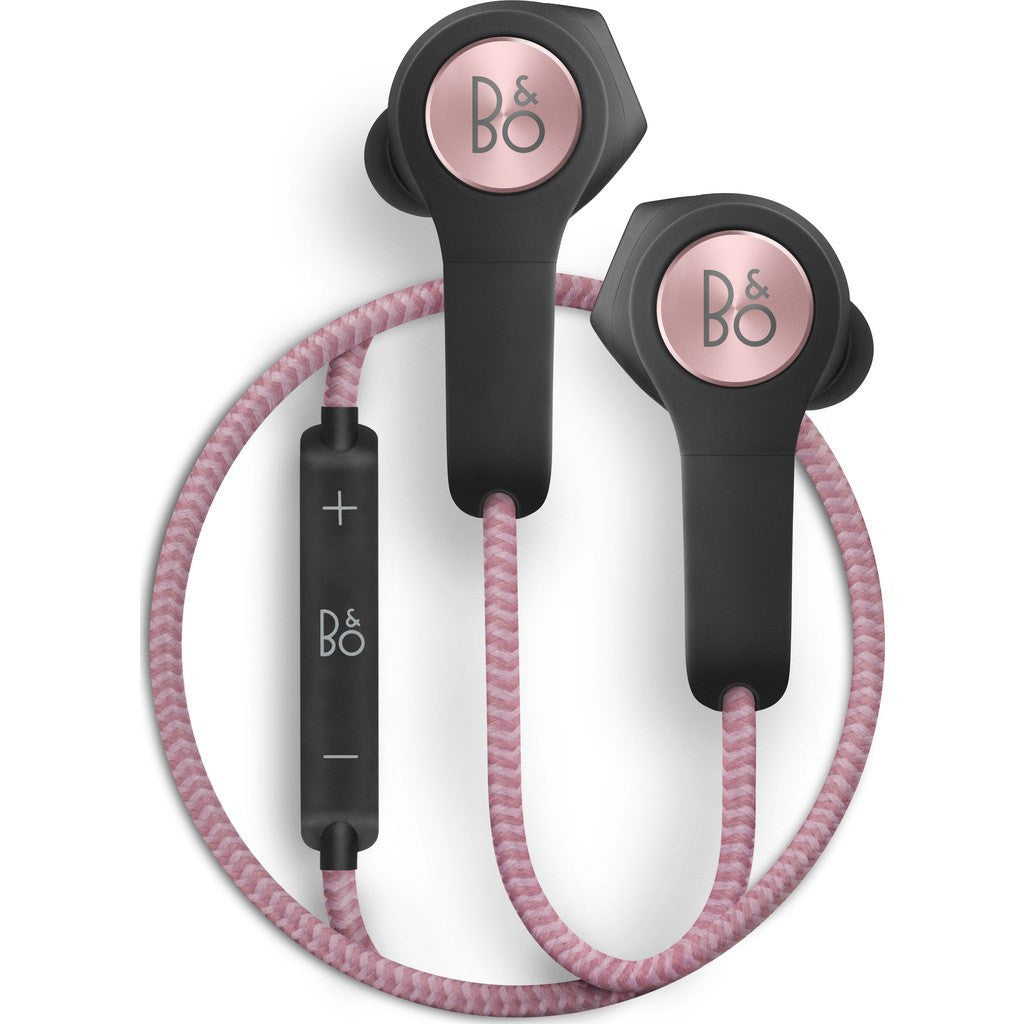 Bang & Olufsen BeoPlay H5 Bluetooth Wireless In-Ear Headphones| Dusty Rose