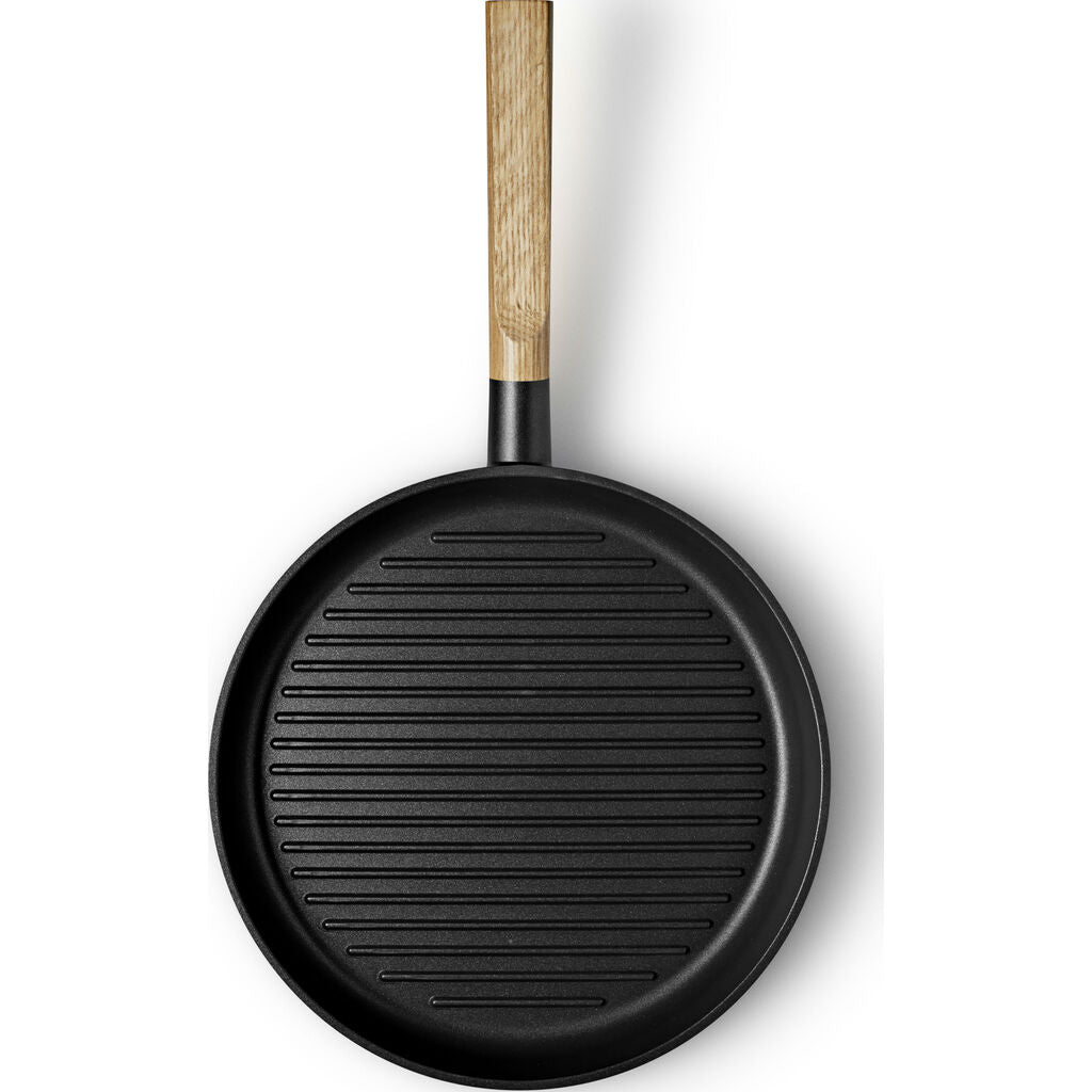 Eva Solo Nordic Kitchen Grill Frying Pan | 28cm 280428