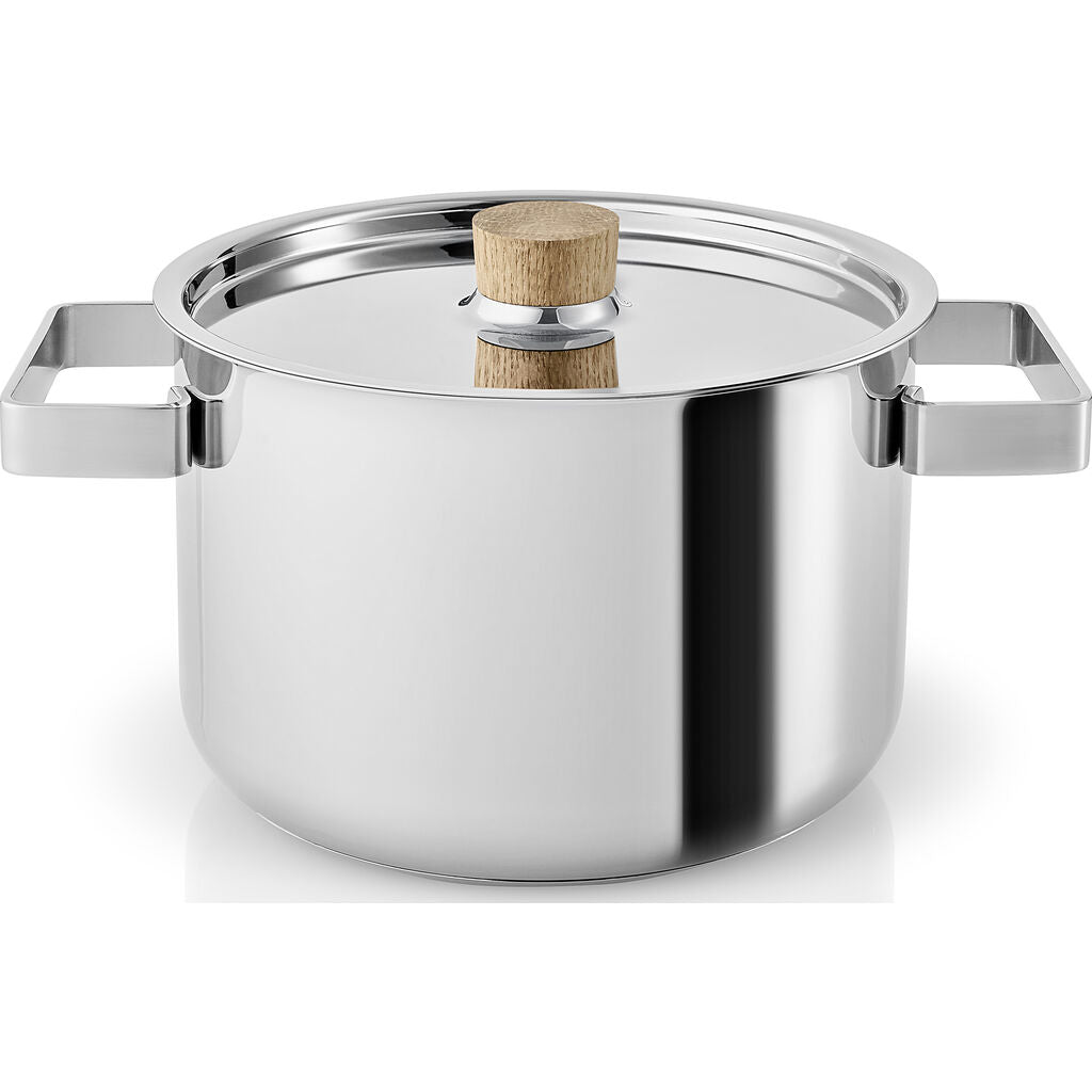 Eva Solo Nordic Kitchen Pot | Stainless Steel --3.0L 281230