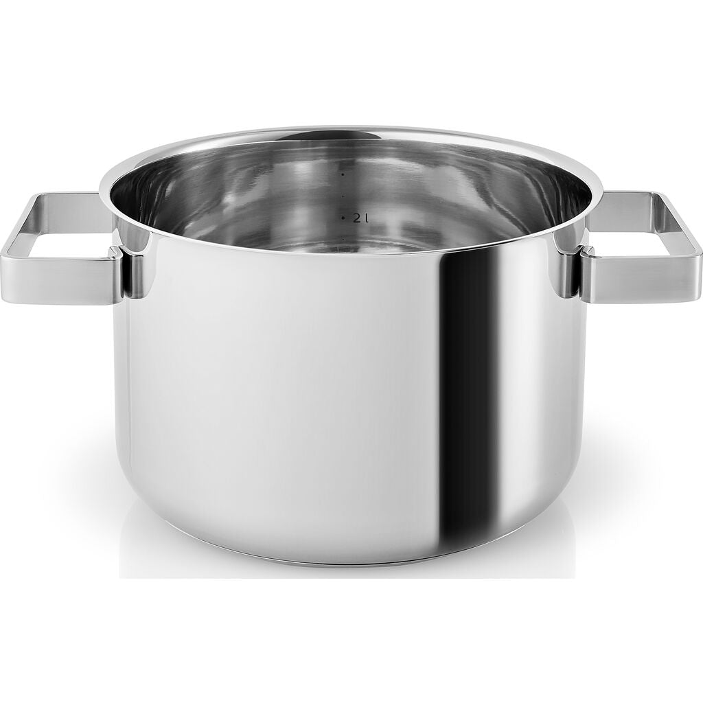 Eva Solo Nordic Kitchen Pot | Stainless Steel --4.0L 281240