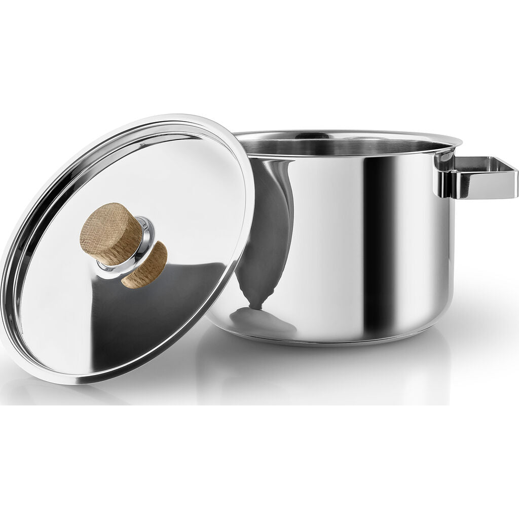 Eva Solo Nordic Kitchen Pot | Stainless Steel --6.0L 281260