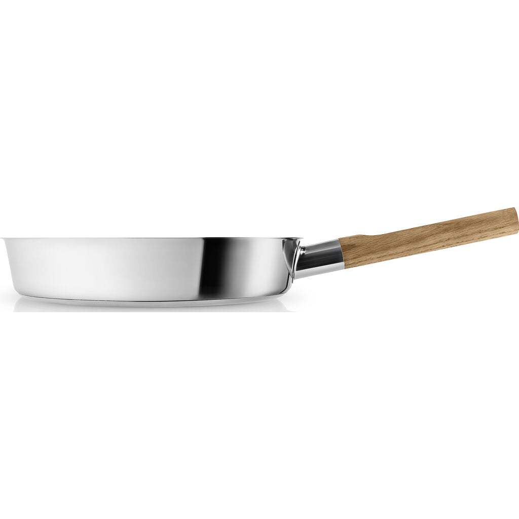 Eva Solo Nordic Kitchen Frying Pan | Stainless Steel --28cm 281328
