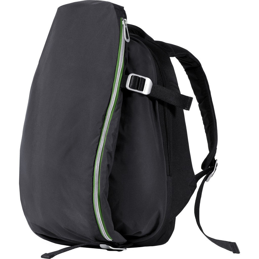Cote&Ciel Isar Small Nylon Backpack | Steel Grey 28497