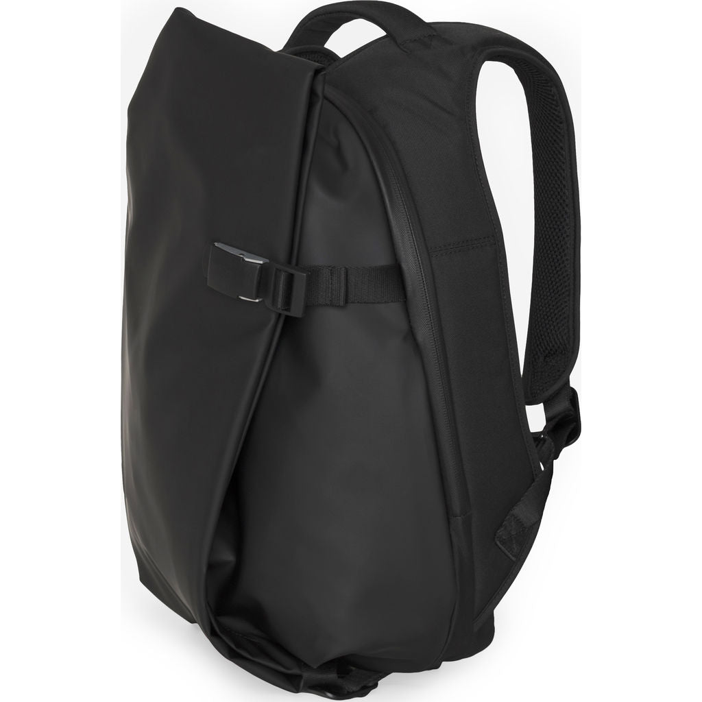 Cote&Ciel Isar Small Obsidian Backpack | Black