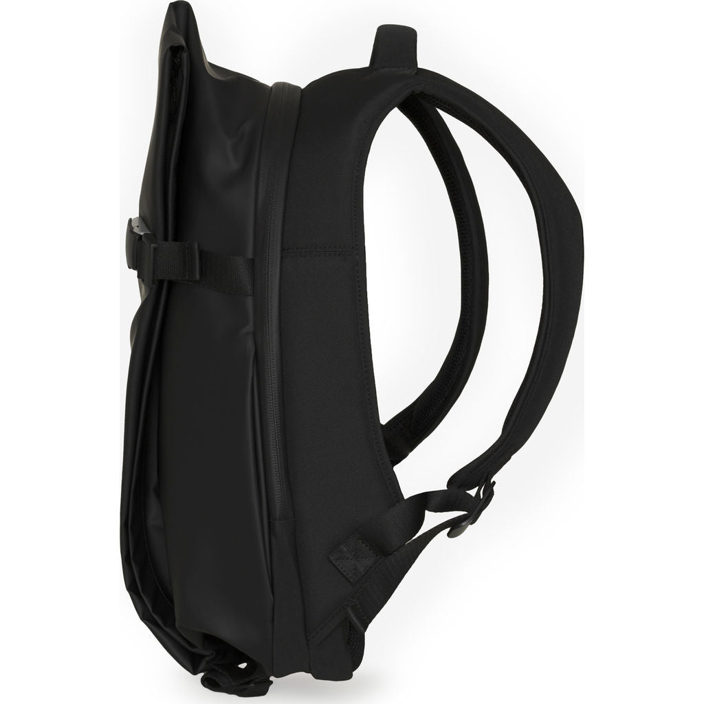 Cote&Ciel Isar Small Obsidian Backpack | Black 28621