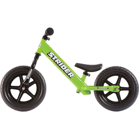 Strider 12 Classic Kid's Balance Bike | Green ST-M4GN