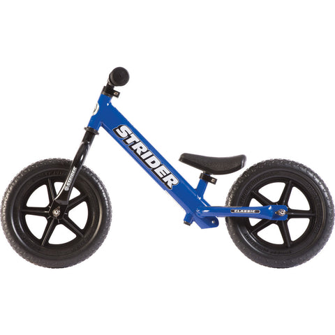 Strider 12 Classic Kid's Balance Bike | Blue ST-M4BL