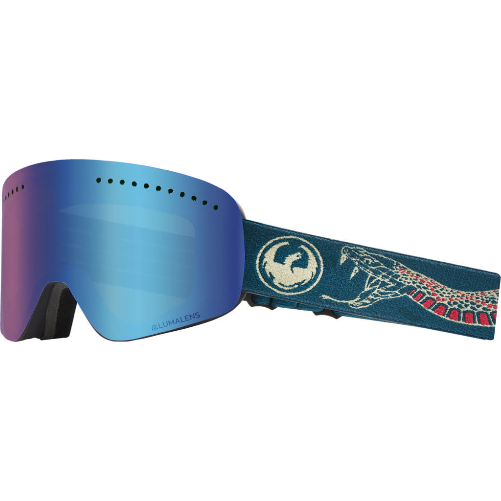 Dragon Alliance NFX Snow Goggles | with LumaLens