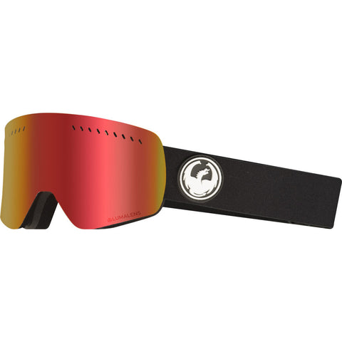 Dragon Alliance NFXS Snow Goggles | with LumaLens