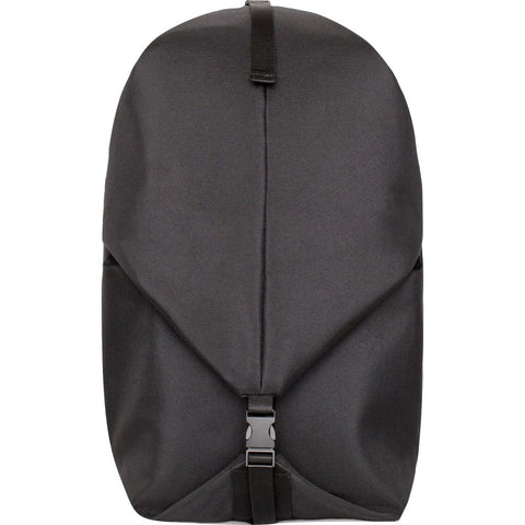 Cote&Ciel Oril Small Eco Yarn Backpack | Black