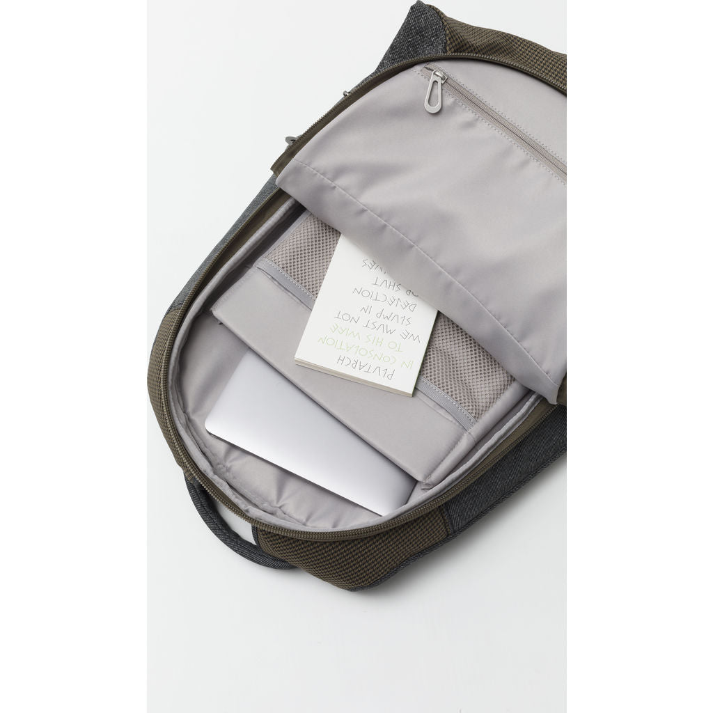 Cote & Ciel Nile Grampian Backpack | Grey 28712