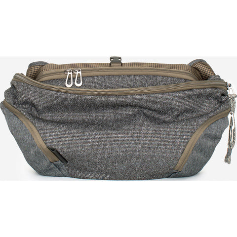 Cote & Ciel Oder-Spree Grampian Messenger Bag | Grey 28713