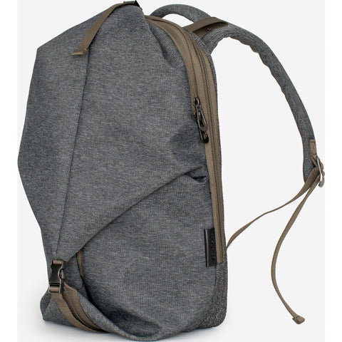Cote & Ciel Oril Small Grampian Backpack | Grey 28714