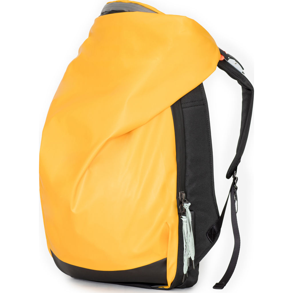 Cote&Ciel Nile Backpack | Ocre Yellow 28736