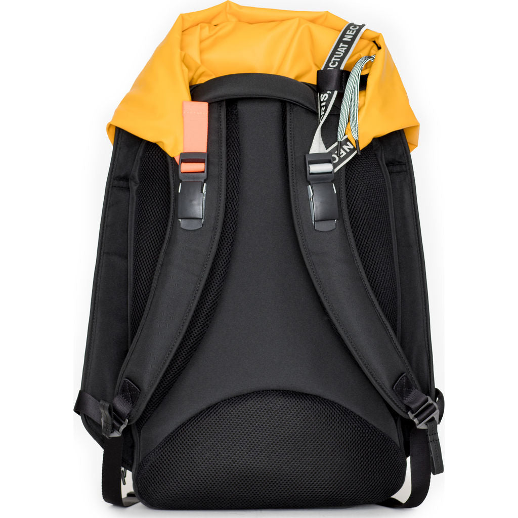 Cote&Ciel Nile Backpack | Ocre Yellow 28738