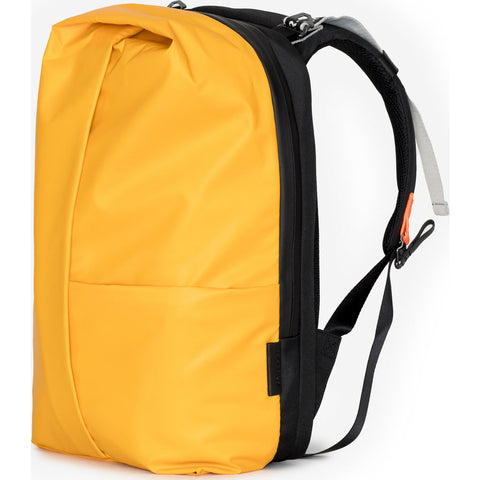 Cote&Ciel Sormonne Backpack | Ocre Yellow 28736