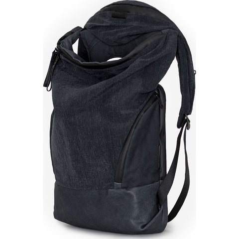 Cote&Ciel Timsah Backpack | Charcoal Dark Grey 28749