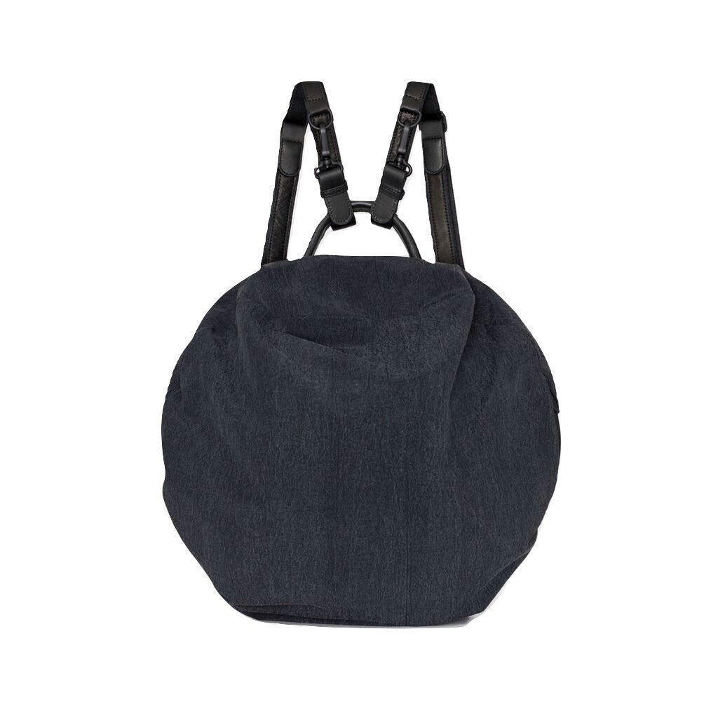 Cote&Ciel Moselle Tote/Backpack | Charcoal Dark Grey