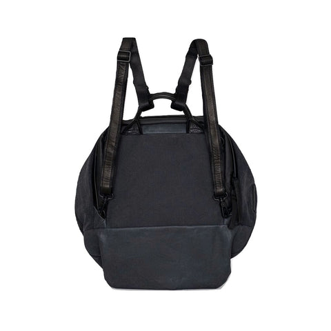 Cote & Ciel Moselle Tote/Backpack | Charcoal Dark Grey