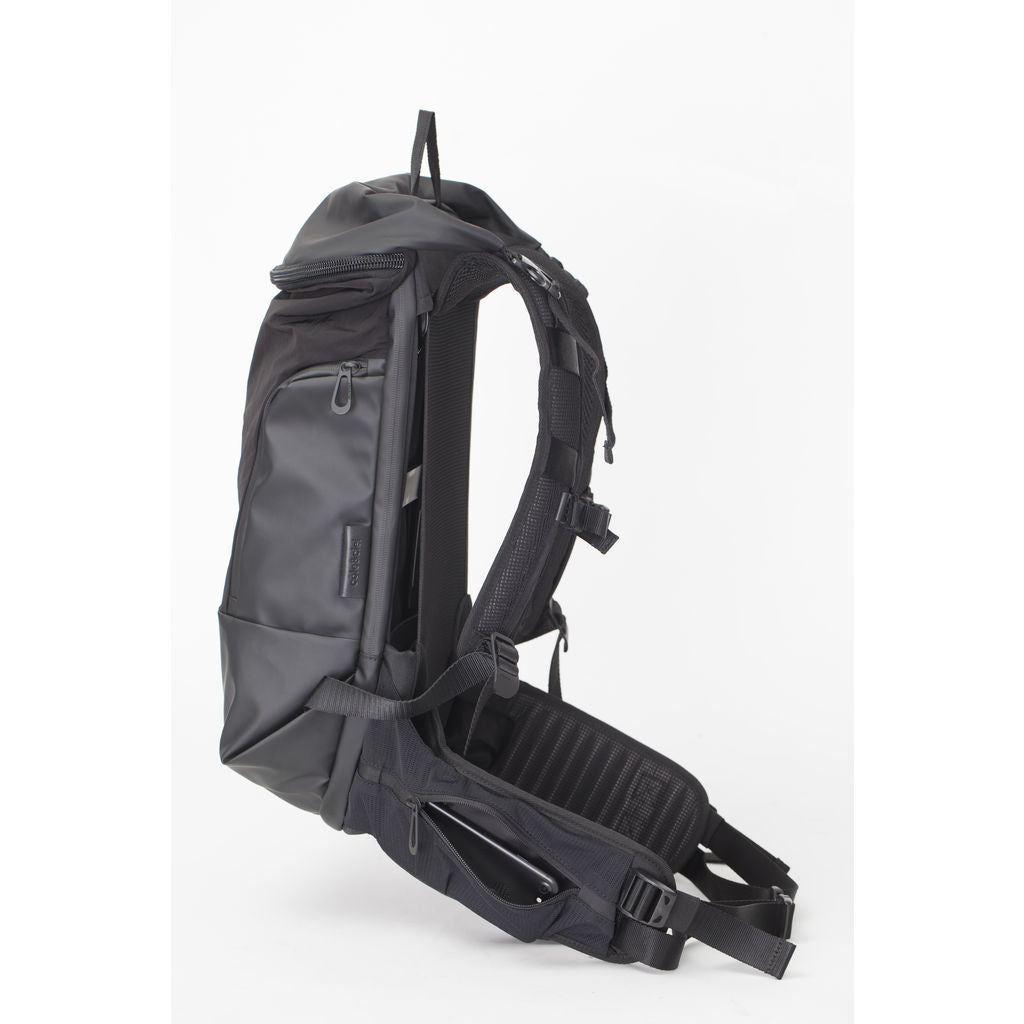 Cote&Ciel Kensico Memory Tech Backpack | Black 28770
