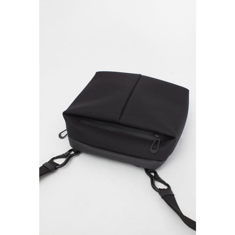 Cote&Ciel Yuba Crossover/Hip Bag | Ballistic Black 28770