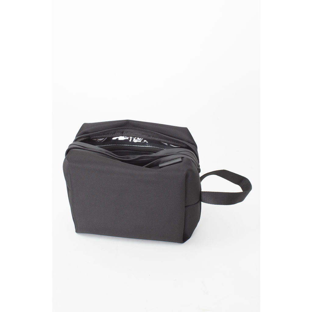 Cote&Ciel Como Dopp Kit | Ballistic Black  --Medium 28780