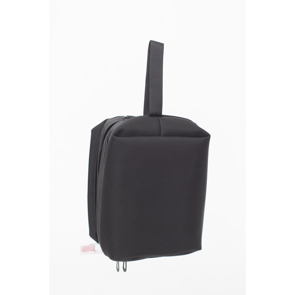 Cote&Ciel Como Dopp Kit | Ballistic Black  --Medium 28781