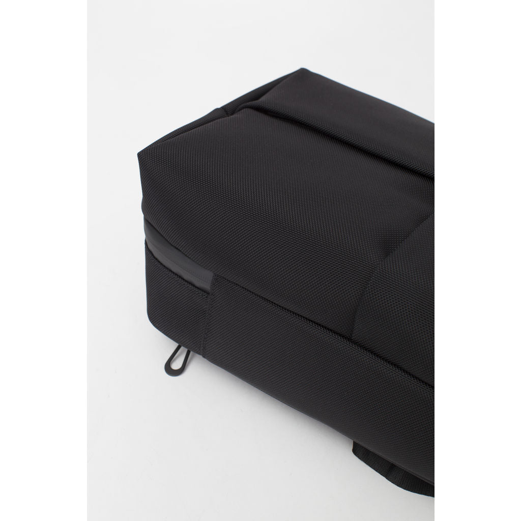 Cote&Ciel Garonne Briefcase Bag | Ballistic Black 28780